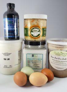 Imune-boosting foods